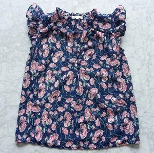 🌼 Maison d'Amelie Paris floral blouse